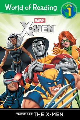 These Are the X-men By Macri, Thomas/ Bachs, Ramon (ILT)